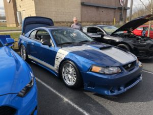 Don Grindstaff's Mustang
