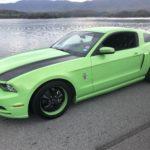 Cody Walden's Mustang