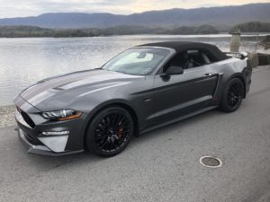 Shannon Francis 2018 Ford Mustang GT Performance Pack