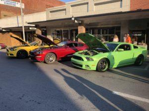 Carter County Car Club Elizabethton Cruise In