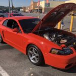 Allen Williams 2004 Ford Mustang SVT Cobra